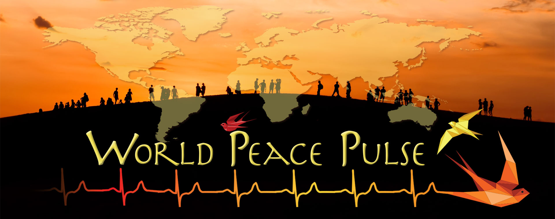 World Peace Pulse - James Twyman